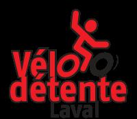 Logo vélo détente laval