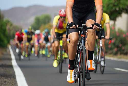 Sortie à vélo - vélo détente