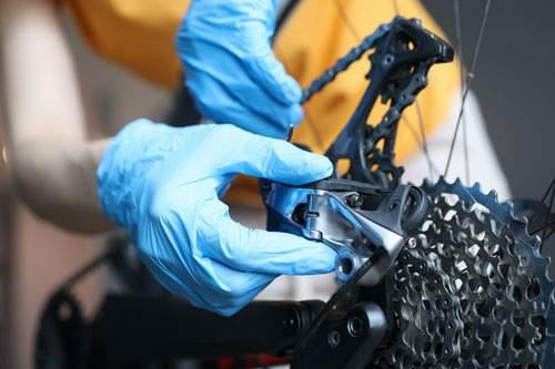Formation mécanique vélo détente laval