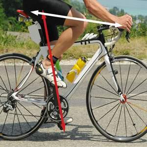 position vélo - vélo détente laval