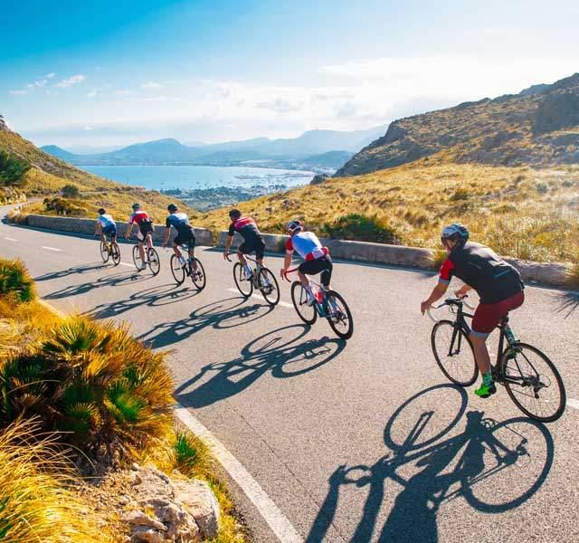 region visité vélo détente